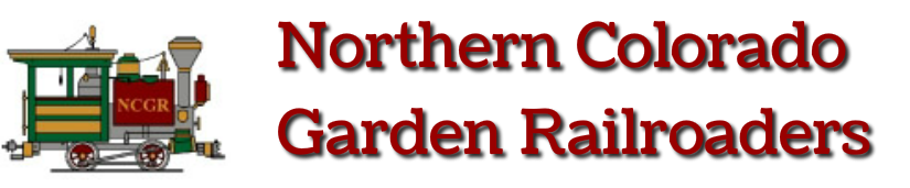 Northern Colorado Garden Railroaders